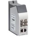 Sieťový modul IM-2MST/2TX 2xmultimode 100Fx ST a 2x10/100Tx RJ45 pre EDS-726/728