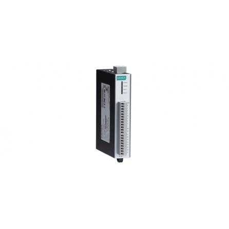 I/O server ioLogik E1210-T 16xDI NPN/PNP/dry, Modbus/TCP, LAN bypass, aktívny OPC server, 12 až 36 VDC, -40 až 75°C