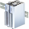 I/O server ioLogik E1240 8xAI 0-10V 4-20mA 16bit, Modbus/TCP, LAN bypass, aktívny OPC  server, 12 až 36 VDC, -10 do 60°C
