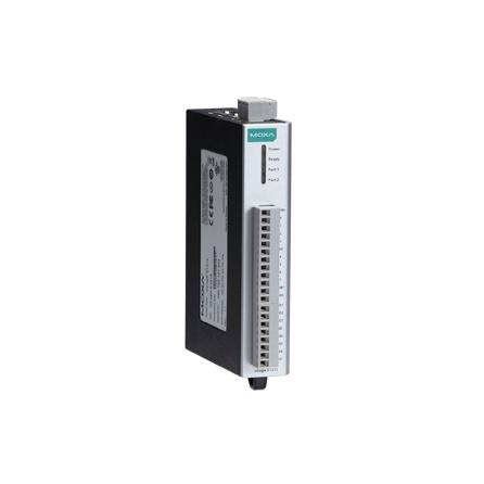 I/O server ioLogik E1212 8xDI NPN/PNP/dry, 8xDIO, Modbus/TCP, LAN bypass, aktívny OPC server, 12 až 36 VDC, -10 do 60°C