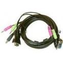 KVM kábel CSWUSB30, 3,0m, USB, pre SW-USB