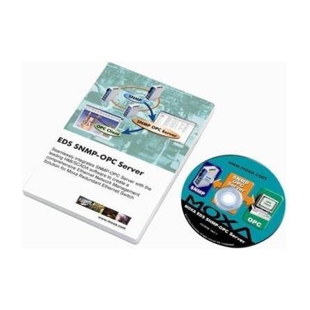 Softvér ESD-SNMP OPC Server Pro pre všetky manažovateľné servery Moxa
