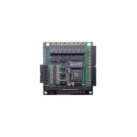 I/O karta PC/104 PCM-3725 8DI izol. 8DO relé