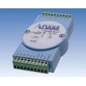 I/O modul ADAM-4017-D2E RS485/ASCII 8AI mV/V/mA 16bit