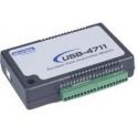 I/O modul USB-4711 USB2.0 16AI S.E. V/mV 100kS/s 12bit 2AO 12bit 8DIO