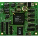 Zabudovateľný RISC modul EM-1220-LX, 4x RS-232/422/485, dual LAN, SD, uC Linux