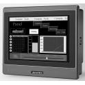 "Operátorský panel WebOP-2070V 7"" WVGA (800x480) s WebOP programovým balíkom 64MB (SDRAM), 8MB (NOR)+128MB (NAND), 3xCom, Ethernet, USB, MicroSD"