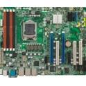 Priemyselná serverovská doska ASMB-781G4 socket LGA1155 intel C206 IPMI 3xPCI 2xPCIe16  PCIe4 PCIe1 2xCOM 10xUSB 4xGLAN VGA