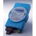 Switch ADAM-6521/ST-AE 4x10/100Tx a 1xmultimode 100Fx ST nemanažovateľný -10 až +65°C