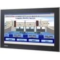 "18.5"" panelový dotykový monitor FPM-7181W-P3AE, WXGA, PCT Touch, VGA, DVI-D, RS-232/USB  300cd/m2"