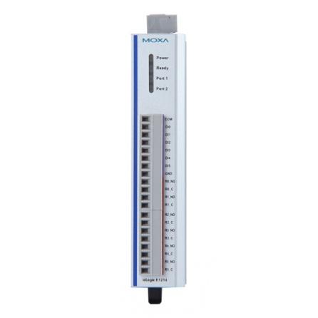 I/O server ioLogik E1211-T 16xDO, Modbus/TCP, LAN bypass, aktívny OPC server, 12 až 36 VDC, -40 až 75°C