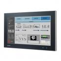 "Priemyselné panelové hliníkové PC SPC-1840WP-T3AE, 18.5"" WXGA LCD kap.dot.obr.  AMD G T56N 1.65GHz, 4GB RAM, 2xLAN, 1xSerial, 1xUSB, 24VDC, IP65-M12 konektory, VESA100"
