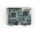"Jednodoskové PC PCM-9343EFG 3.5"" DM&P Vortex86DX 800MHz onboard CPU 512MB VGA/LVDS 2xLAN 4xCOM, 4xUSB, DOC, PC/104"