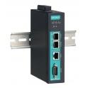Priemyselná brána MGate 5105-MB-EIP ModbusTCP/RTU/ASCII na EtherNet/IP, 1xRS-232/422/485  2xLAN, 0 až 60°C
