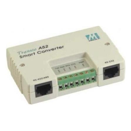 Prevodník RS232 na RS422/485 A52/DB25 25kV ESD s nap.adaptérom