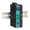 Prevodník PROFIBUS na opt.vlákno ICF-1280I-S-ST-T, DB9F, singlemode 45 km 2x ST, bez nap. adaptéra, DIN, -40 až 75°C