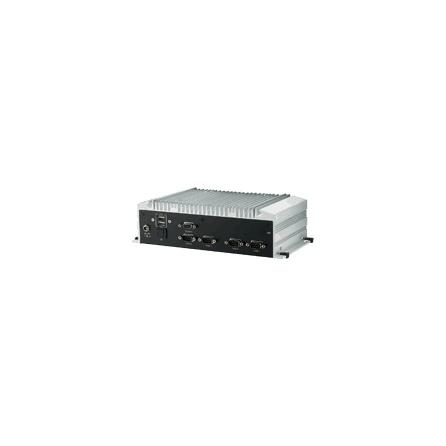 Bezventilátorové zapuzdrené PC ARK-2150F Intel Core i7 3517UE 1.7GHz,VGA+HDMI+DVI-D  4xGbE, 3xUSB3.0 a 3xUSB2.0, 4xCOM, DIO,Audio, MiniPCIe