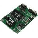 Zabudovateľný sériový server NE-4120A RS422/485 1xLAN PIN 10/100Mbit