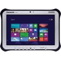 "Tablet Panasonic Toughpad FZ-G1AAAZXE3 10,1"" WUXGA, Core i5-3437U 1.9GHz,  4GB RAM, 128GB SSD, WiFi, BT, Win7"