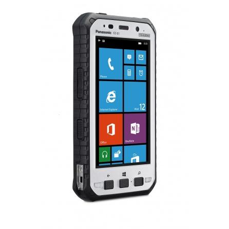 "Handheld Panasonic Toughpad FZ-E1BFCAAZ3 5"" HD, Qualcomm Quad Core 2.3GHz,  2GB RAM, 32GB mSDHC, WiFi, BT, Win Embedded 8.1 Handheld"