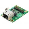 Zabudovateľný sériový server MiiNePort E3, TTL 50bps až 230,4kbps, 1xLAN 10/100Mbit, PoE,  0 až 55°C