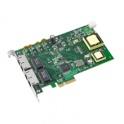 Komunikačná karta  PCIE-1672PC  PCIe x4 4xRJ45 PoE