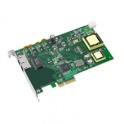 Komunikačná karta  PCIE-1672PC  PCIe x4 2xRJ45 PoE