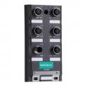 Switch TN-5305, 5x10/100Tx M12, nemanažovateľný, IP67, EN50155, 12 až 45VDC, 18 až 30VAC,  -25 až 60°C