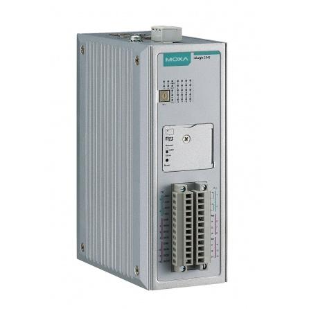 I/O server ioLogik 2542 4xAI, 12xDIO, Modbus/TCP, 4xLAN RJ45, 9 až 48 VDC, slot na micro SD, -10 až 60°C