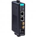 Komunikačný počítač UC-8132-LX, ARMv7 300MHz, 256MB RAM, 2xLAN, 2xRS-232/422/485, USB, mini PCIe pre LTE/ WiFi modul, 1GB SD s Debian ARM 7