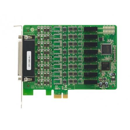 Komunikačná karta CP-138E-A-I, PCI-Express, 8xRS422/485, 4kV prepäť. ochrana, 2kV izol., bez kábla