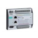 I/O server ioLogik E1261H-T 12xDIO, 5xAI 0-10V 0-20mA, 3xRTD, Modbus/TCP, 2xLAN switch,  aktívny OPC server, IEC 60945, 12 až 48 VDC, -40 až 75°C