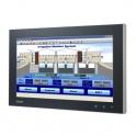 """Priemyselné panelové hliníkové PC SPC-2140WP-T3AE, 21.5"""" Full HD LCD kap.dot.obr.  AMD G T56N 1.65GHz, 4GB RAM, 2xLAN, 1xSerial, 1xUSB, 24VDC, IP65-M12 konektory, VESA100"""