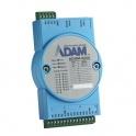 I/O server ADAM-6250-AE 8xDI, 7xDO, Dry/Wet, Modbus/TCP, LAN-bypass protection  10 až 30 VDC, -10 až 70°C
