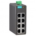 Switch EDS-208, 8x10/100Tx RJ45, -10 až 60°C