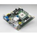 Priemyselná základná doska mini-ITX AIMB-273G2 uFC-PGA988 2xDDR3 VGA/2xDP/HDMI/LVDS  2xGbE, 2xSerial, Audio, PS/2, GPIO, 4xSATA, CFast, 8xUSB, MiniPCIe, PCIe x16, 0~60°C