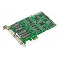 Komunikačná karta CP-116E-A, PCI Express, 16xRS232/422/485, 4kV prepäťová ochrana,bez  káblov