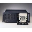 """Skrinka do 19"""" 4U ACP-4000BP pre ATX zdroj čierna SMART control board"""