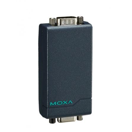 Prevodník RS232 na RS422/485 TCC-80I-DB9 RS-232 DB9, RS-422/485 DB9 15kV ESD opt. izolácia, napájanie z RS-232