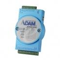I/O modul ADAM-6060-D, Ethernet/MODBUS, 6DI, 6DO relé, HTTP server