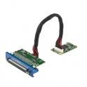 Príslušenstvo k UNO iDOOR PCM-24D4R2-BE, 4x RS-232, 1x DB37