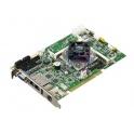 CPU karta PCI Half-Sized SBC PCI-7032F-00A1E pre IPC-120 Celeron J1900 2GHz  2xSO-DIMM DDR3L, VGA 2xGLAN 4xCOM 7xUSB PS/2
