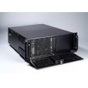"""4U skrinka do 19"""" IPC-623BP-00XBE pre pasívnu zbernicu 20 slotov bez zdroja"""