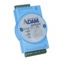 I/O modul ADAM-6066-D, 6xRelé (výkonové), 6DI, MODBUS TCP, MQTT  10~30VDC, -10~70°C