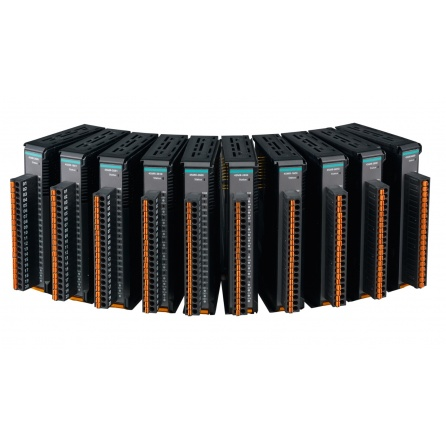 Rozširuj. I/O modul MOXA 45MR-3810 pre ioThinx 4500 sériu, 8 AIs, -10 to 10 V/0 to 10 V,  -20 - 60°C