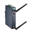 Priemyselný WiFi AP EKI-6333AC-A, 802.11 a/b/g/n/ac, AP/Klient mód, 2x Anténa, DIN-rail  redundantné 24~48VDC, -40 až 75°C