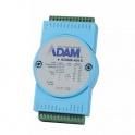 I/O modul ADAM-4015-CE, 6x RTD Pt/Balco/Ni, izol., ADAM ASCII/Modbus RTU  Watchdog, COM, 10~30VDC, -10~70°C