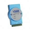 I/O modul ADAM-4021-DE, 1AO V/mA 12bit, izol., ADAM ASCII  Watchdog, COM, 10~30VDC, -10~70°C