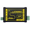 Prevodník priemyselný EthMBus-5 SMART MBus na Ethernet  10~33VDC, 12~24VAC