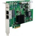 Sieťová karta PCIE-1672E-AE PCIe x4 2xRJ45 10/100/1000BaseTx PoE 802.3af